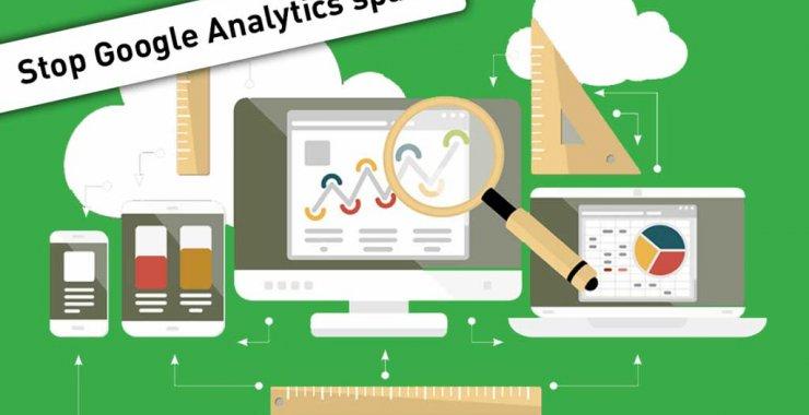 Voorkom Google Analytics spam in je statistieken