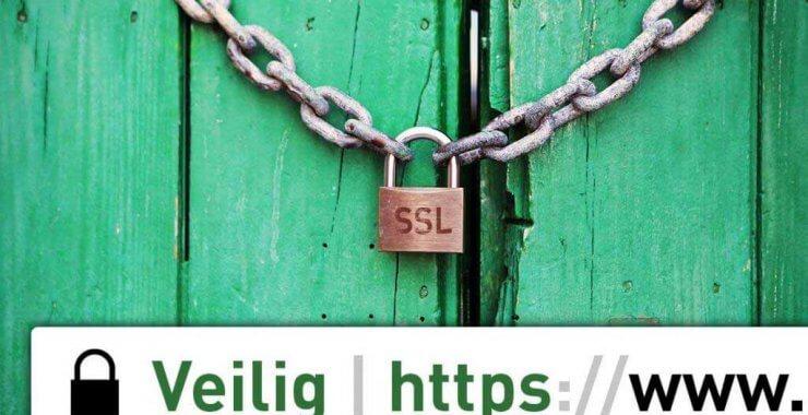 Maak je website veiliger voor je klant: zo werkt een SSL-certificaat